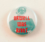 Pin #141: Orwell Was Right