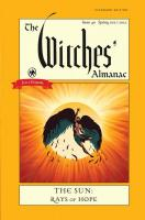 The Witches' Almanac, Issue 40: The Sun — Rays of Hope (Spring 2021-2022)