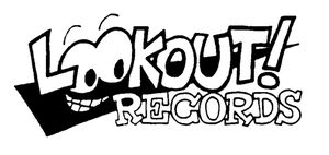 Lookout Records logo