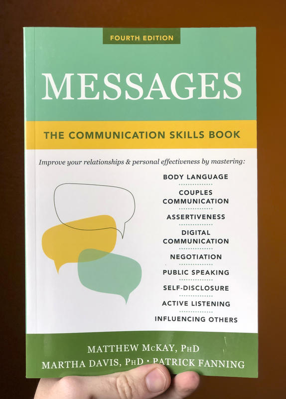 Messages: The Communications Skills Book (4th Edition)