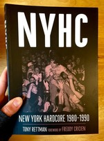 NYHC: New York Hardcore 1980–1990