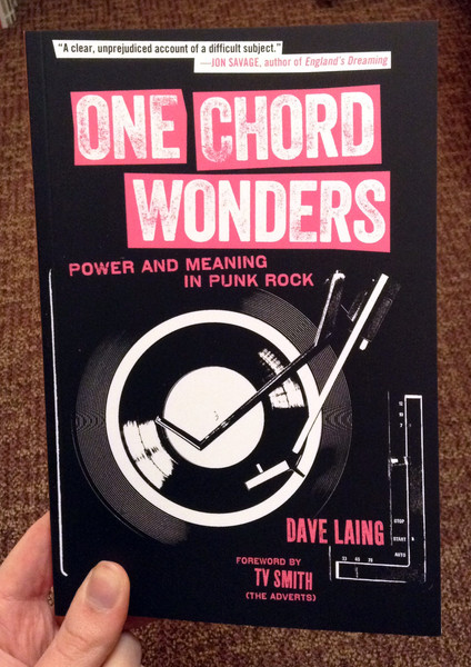 One Chord Wonders Power and Meaning in Punk Rock