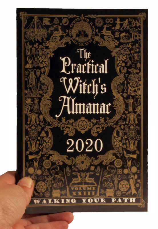 The Practical Witch's Almanac 2020: Walking Your Path image #4