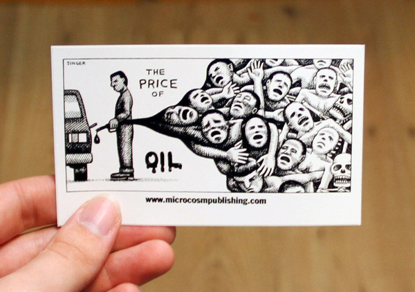 Sticker #113: Price of Oil