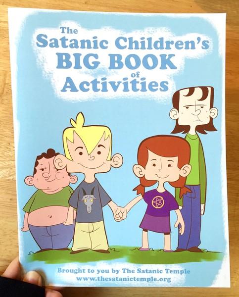 The Satanic Children's Big Book of Activities