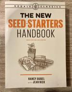 The New Seed-Starters Handbook