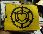 big patch #058: Chainring Heart