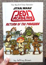 Star Wars: Jedi Academy: Return of the Padawan