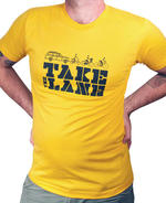 Take the Lane Shirt