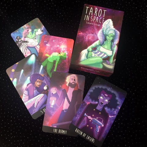 Tarot in Space Deck image #1