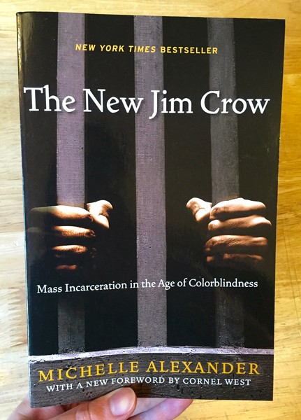 The New Jim Crow Book