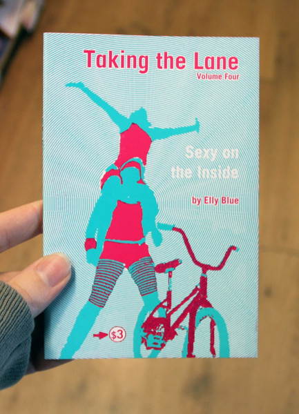 Taking the Lane by Elly Blue