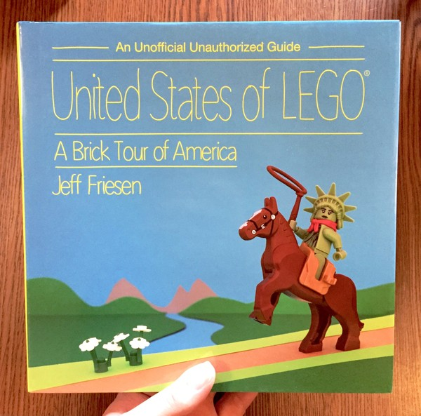 United States Of Lego A Brick Tour Of America Microcosm Publishing