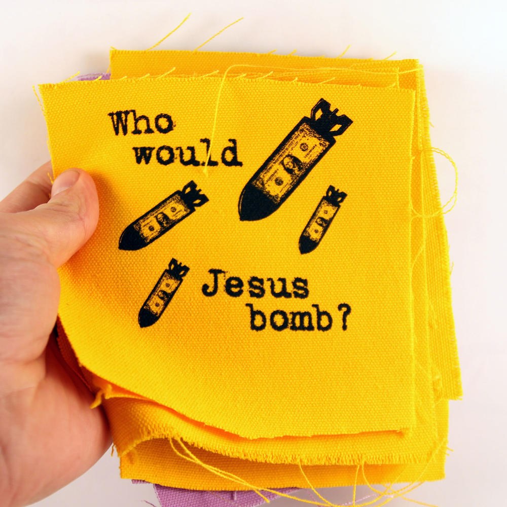 Patch #083: Who Would Jesus Bomb?