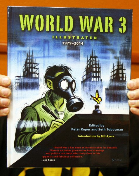 World War 3 Illustrated by Seth Tobocman and Peter Kuper