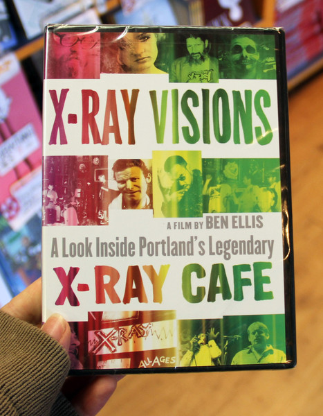 X-Ray Visions documentary cover